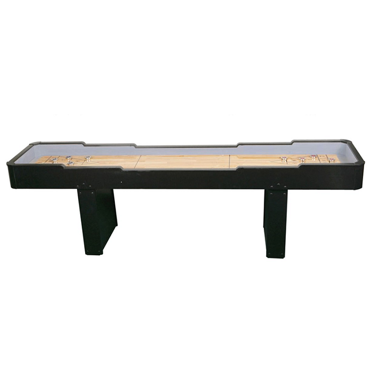 12' Imperial Shuffleboard Table With Accessories