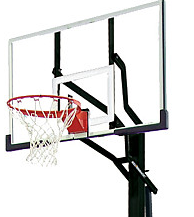 Brilliant Sb54Ig Outdoor Basketball Goal System Gametablesonline Com Home Interior And Landscaping Elinuenasavecom