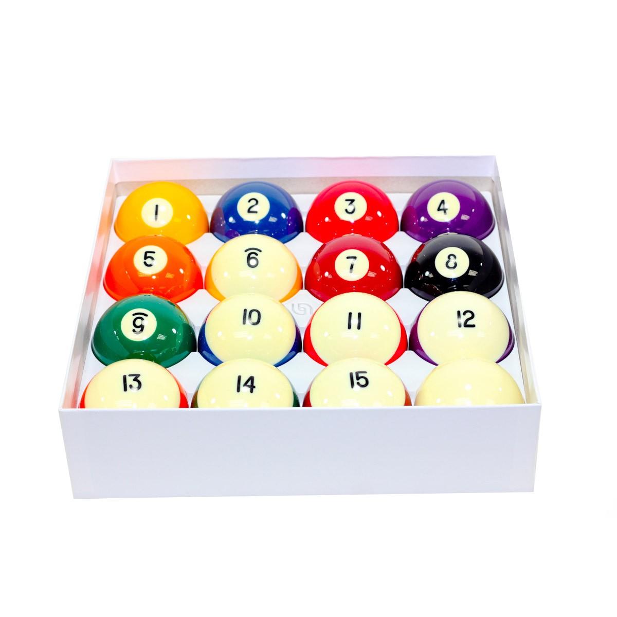 2 25 Quot Aramith Crown Standard Pool Ball Set
