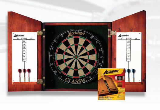 How High To Hang A Dart Board From Floor To The