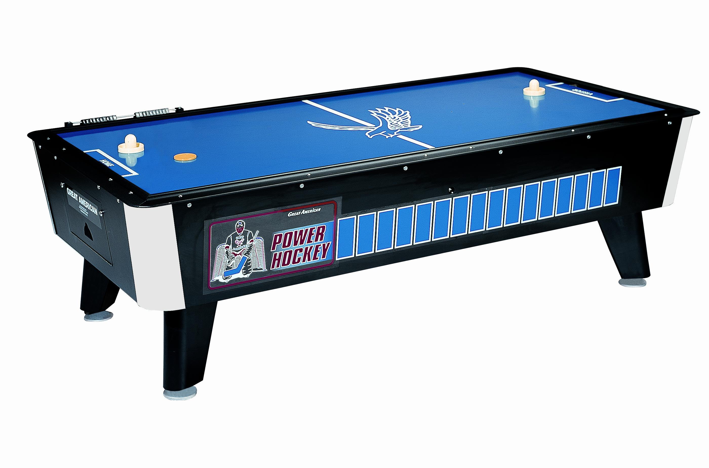 8u0027 Face Off Power Hockey Table
