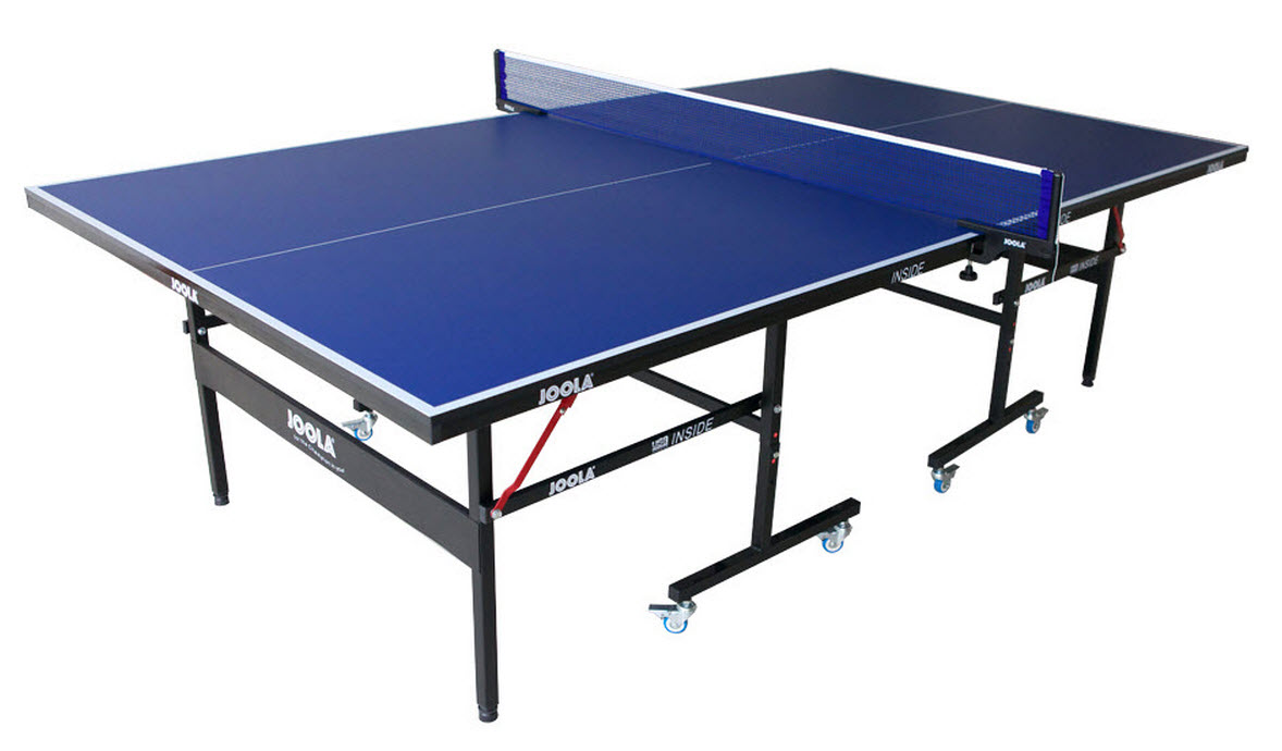 joola inside ping pong table