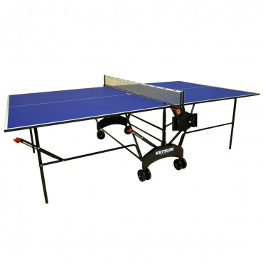 Kettler riga indoor table tennis table for Table kettler
