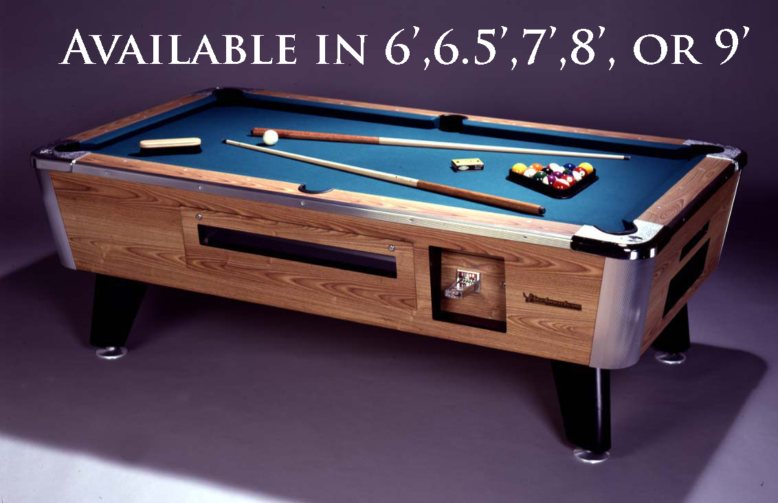 Great American Monarch Pool Table GameTablesOnlinecom - Great american pool table