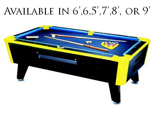Great American Neon Lites Pool Table GameTablesOnlinecom - Us billiards pool table