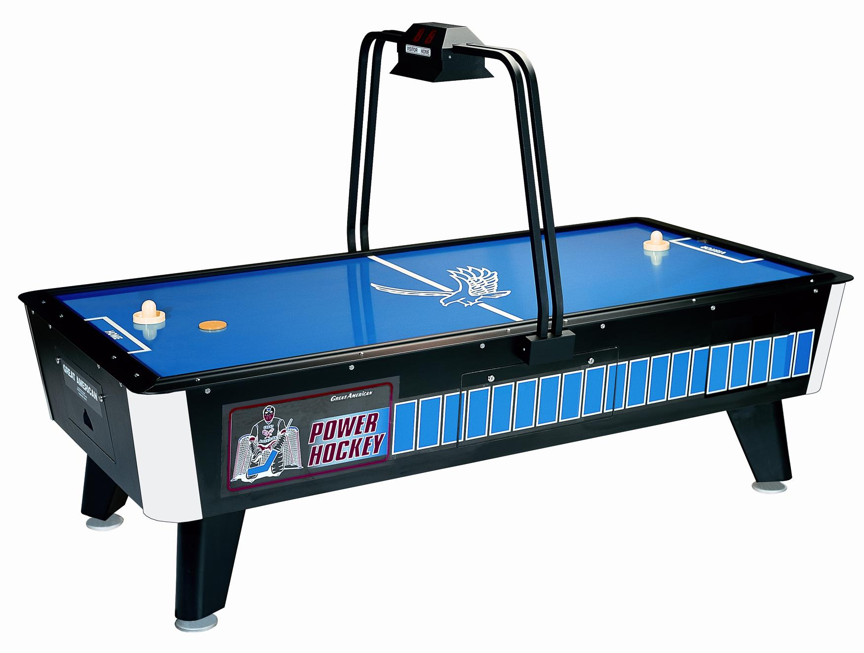 Air hockey table troubleshooting guidegame tables and more power hockey table with overhead scoreboard greentooth Images