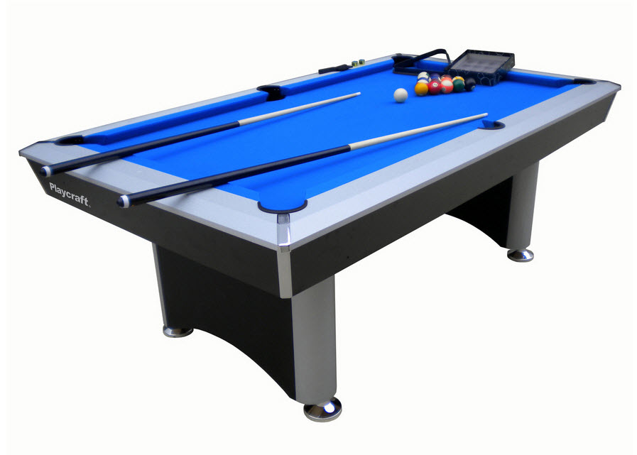 7 Non Slate Convertible Pool Table Gametablesonline Com