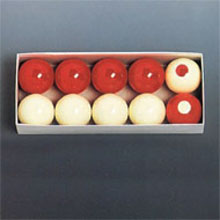"2.125"" Aramith Bumper Ball Set"