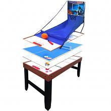 Accelerator 54 In 4 In 1 Multi Game Table