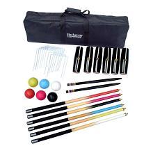Deluxe 6 Player Croquet Set