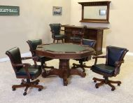 "54"" Winslow Game Table Set"
