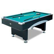 8' Obsidian Pool Table