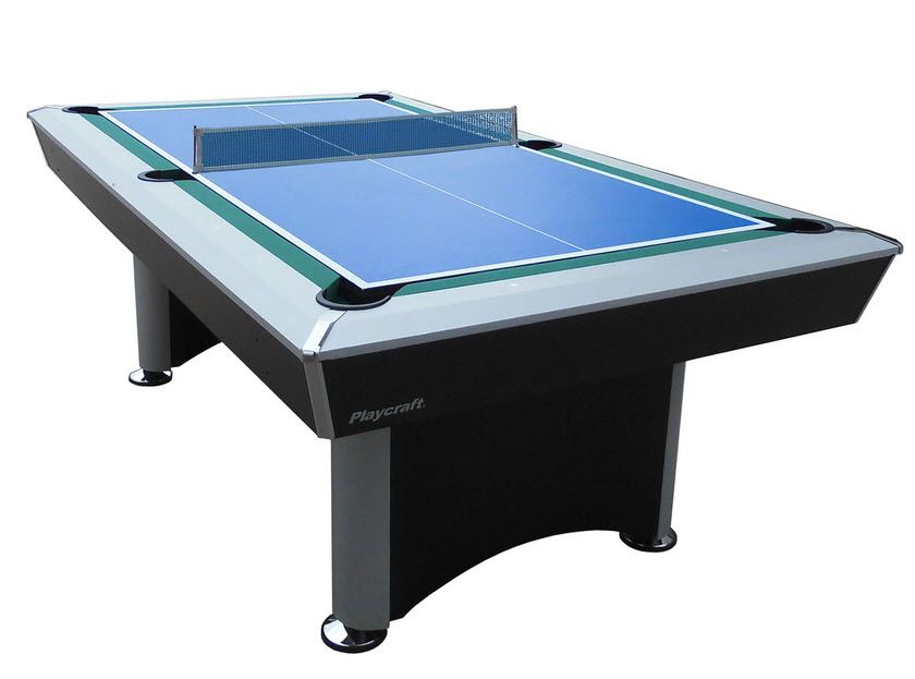 Convertible Pool Table Moderna Pool Table Convertible