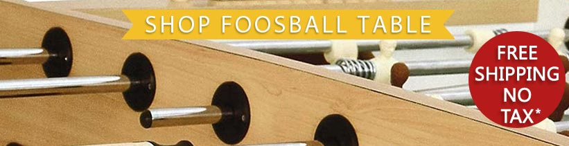 Shop Foosball Table