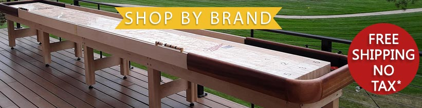 Shop Shuffleboard by Brand