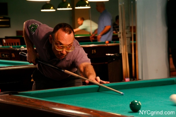 Mark Finkelstein Billiards
