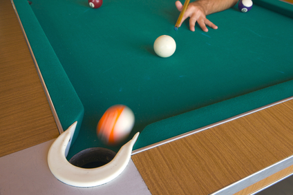 How to Replace Pool Table Cushions and Rails