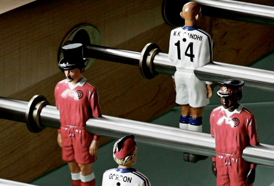7 Of The Most Expensive Foosball Tables In The Worldgame