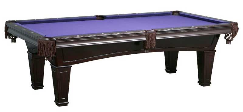 The Best Pool Tables Under GameTablesOnlinecom - Genuine slate playfield pool table