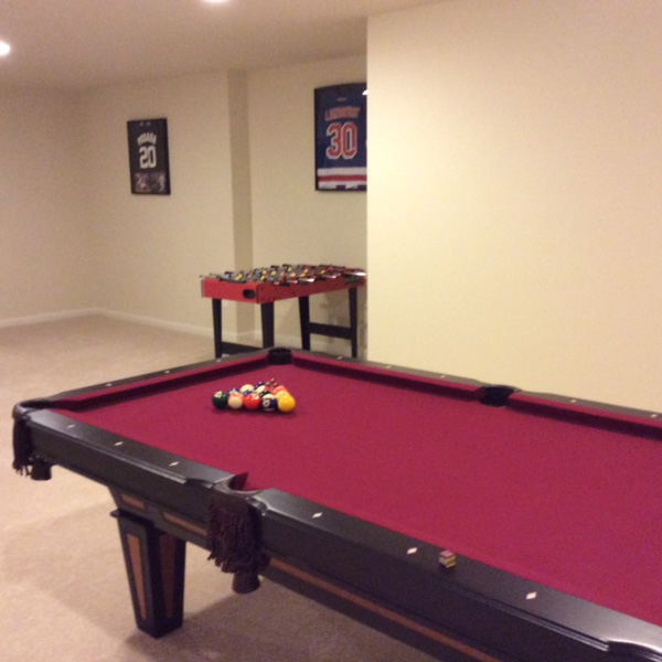 7 Foot Reno Billiards Table