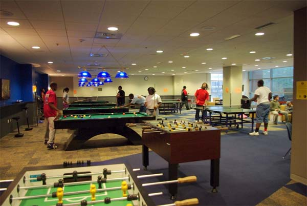 Research Proves That Game Rooms Improve Academic\' Performance and ...