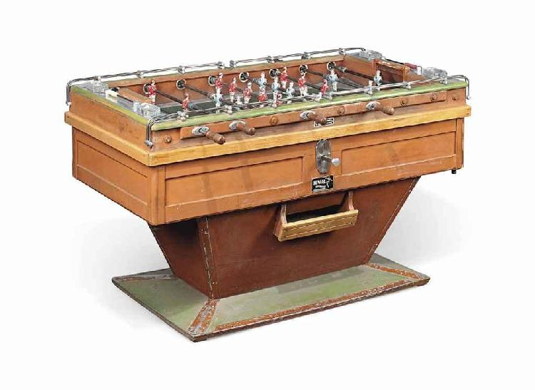 Vintage French Table Football